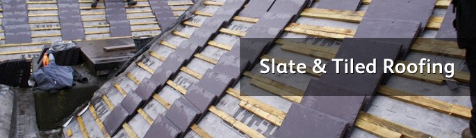 Experts in tile & slate roofing
