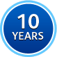 10 years serving Notts